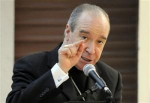 Cardenal dice declaraciones de Vargas Llosa lo tienen sin cuidado