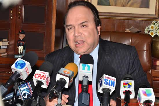 Castillo Semán solicita incluir frontera con Haití para evitar entrada del ébola
