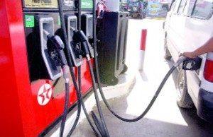 ¡Sin variación! Ccongelan los precios de todos los combustibles
