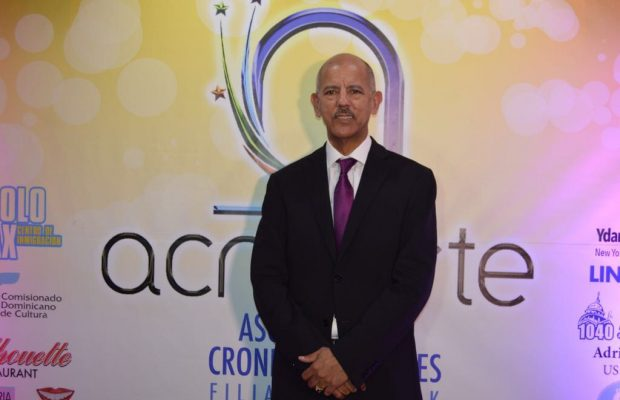 """Adalberto dominguez de Acroarte  Comitiva de Acroarte en Nueva York viaja a RD para sistir a """"Premio Soberano 2018"""""""