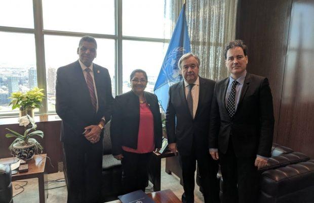 Parlacen piden a la ONU su intervención para ayudar a resolver problemas afectan a Centroamérica y RD.